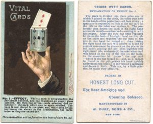 N138 Tricks With Cards   Vital Cards