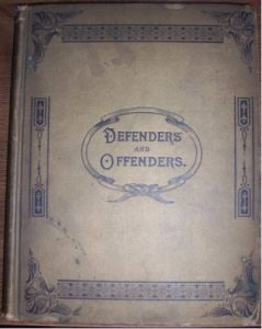 A70 Defenders & Offenders book cover